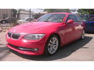 2011 BMW Integra 328i (Red)