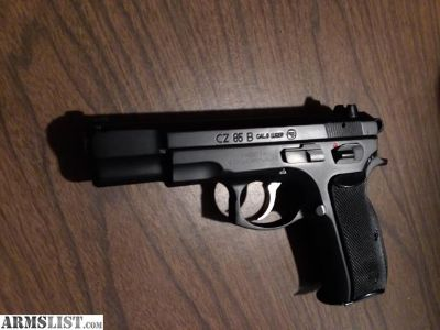 For Sale: Cz 85b