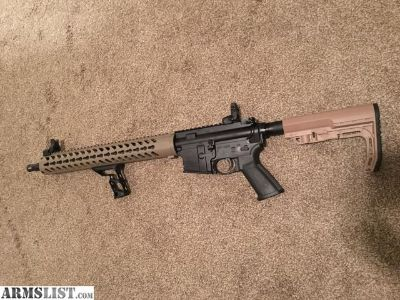 For Sale/Trade: Ruger AR 556