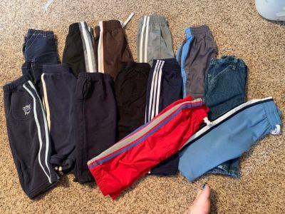 18M pants (13 total)