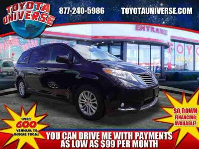 Used 2014 Toyota Sienna 5dr 8-Pass Van V6 FWD