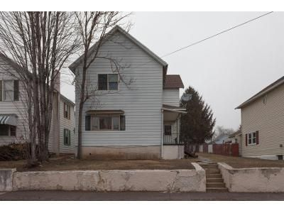 3 Bed 1 Bath Foreclosure Property in Scranton, PA 18512 - Rebecca St