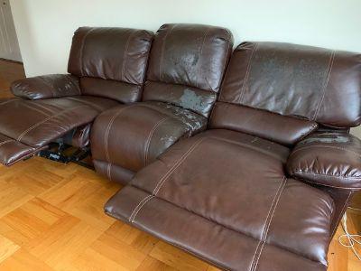 Recliner 3 seater Sofa