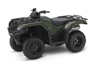2018 Honda FourTrax Rancher 4x4 Utility ATVs Lakeport, CA