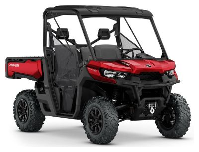 2019 Can-Am Defender XT HD10 Side x Side Utility Vehicles Hays, KS
