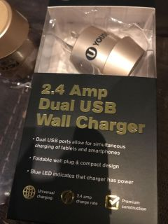 I phone and Tablet charger