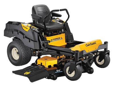 2018 Cub Cadet Z-Force L 54 Residential Zero Turns Lawn Mowers Hillman, MI