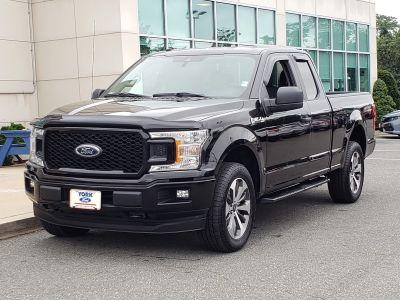 2019 Ford F-150 (AGATE BLACK)