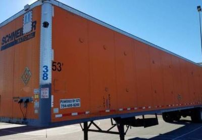 1999 Wabash 53ft-Dry-Van-Trailer