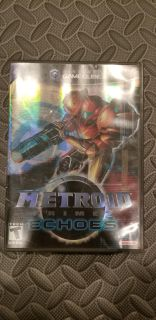 Metriod Prime 2: Echoes (GC) great condition