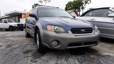 2005 Subaru Outback 2.5i Limited (Blue)