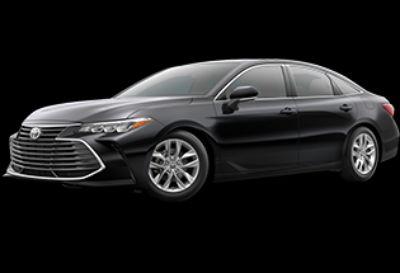2019 Toyota Avalon XLE (Midnight Black Metallic)