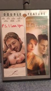 Ps I Love You and The Lake House DVDs