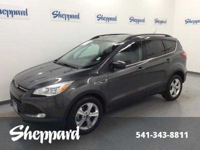 Used 2016 Ford Escape FWD 4dr
