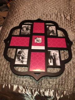 Picture Frame Set x2