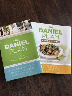 The Daniel Plan Book and Cookbook
