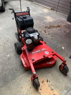 Gravely Pro-walk 36G Commercial mower, prices to sell!