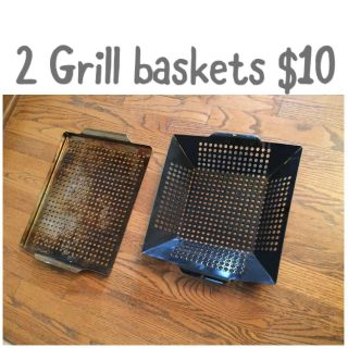 Large grill pans