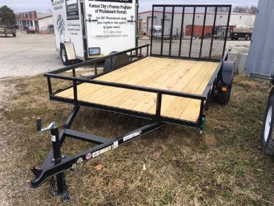 2017 Carry-On Trailers 6X10GW Equipment Trailer Trailers Kansas City, KS