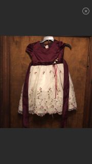 Girl s Size 5 Formal Dress
