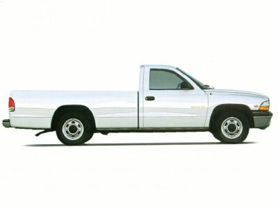 1997 Dodge Dakota SLT (Green)