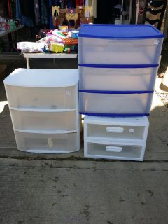 Organizing Containers Dorm Drawers Plastic Drawers