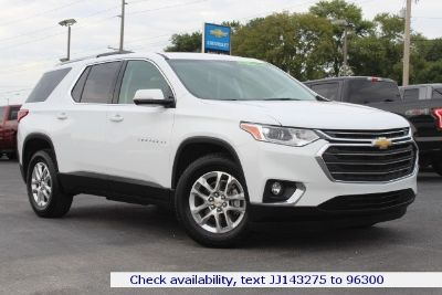 2018 Chevrolet Traverse LT **ONE OWNER**ALL WHEEL DRIV (Summit White - White)
