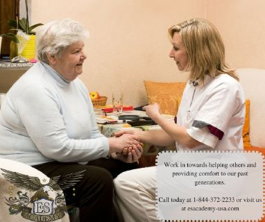Certified Home health Aide Classes starting next month!