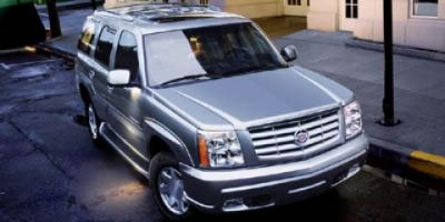 2006 Cadillac Escalade Base (Quicksilver)