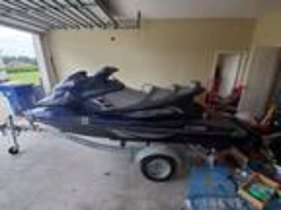 2015 Yamaha Waverunner SVHO Low Hours
