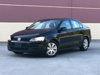 2014 Volkswagen Jetta SE (Black)