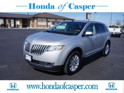 2015 Lincoln MKX Base (Ingot Silver Metallic)