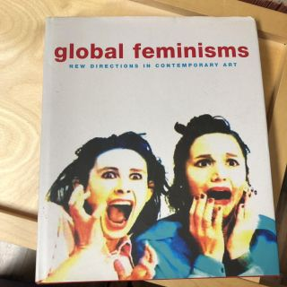 Global feminism coffee table book >> 220+ pages