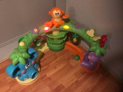 Monkey activity center