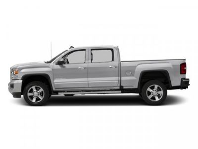 2016 GMC Sierra 2500HD SLT (Quicksilver Metallic)