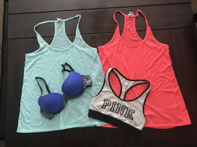 VS PINK 8 piece lot size small