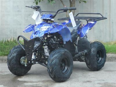 ATV (PAH110-3S) Spider Blue