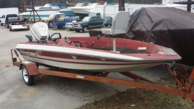 Sell Bass Boat,Johnson 115 Horsepower, Trailer, complete package motorcycle in Canton, Georgia, United States, for US $1,700.00