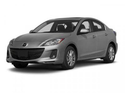 2013 Mazda Mazda3 i Sport (Crystal White Pearl Mica)
