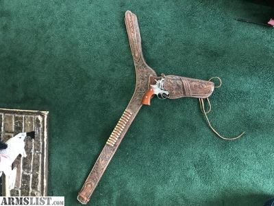 For Sale: Leather Gun Holster