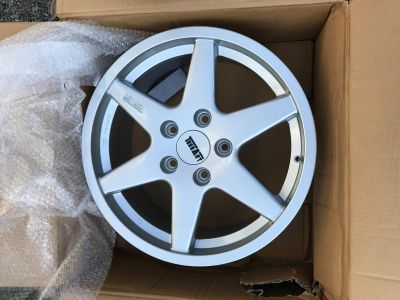 "Brand New NOS Techart 18"" wheels"