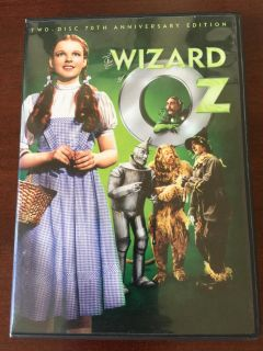The Wizard of Oz DVD - 70th Anniversary Edition