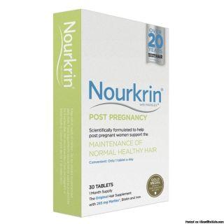 Nourkrin Post Pregnancy Tablets (30 Tablets)