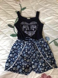 Romper youth size 6