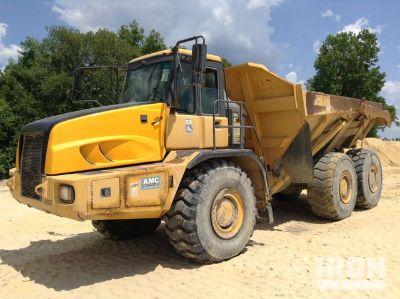 2006 John Deere 350D Articulated Dump Truck