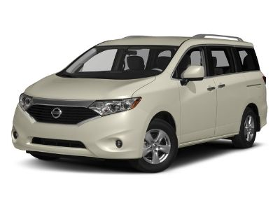 2017 Nissan Quest 3.5 S (Brilliant Silver)