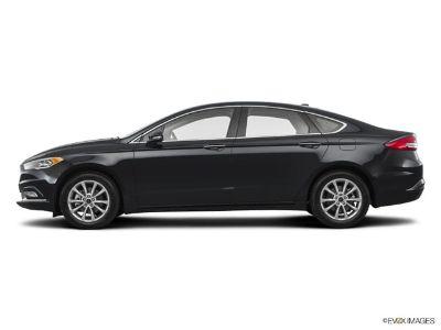 2017 Ford Fusion SE (Shadow Black)