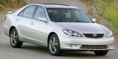 2005 Toyota Camry SE V6 (BLACK)