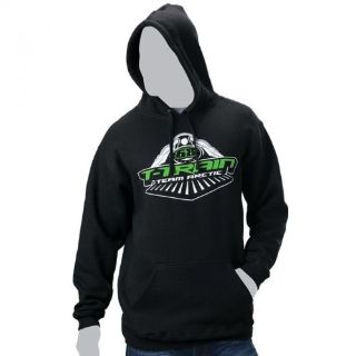 Find Arctic Cat / Tucker Hibbert Apparel - Men's T-Train 68 Hoodie - Black - 5263-18_ motorcycle in Sauk Centre, Minnesota, United States, for US $34.99