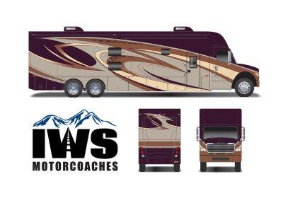 2019 Show Hauler Motor Coach 42 Tandem Rear A